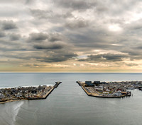 Manasquan Inlet from Above